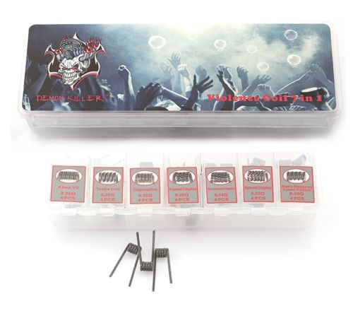 Demon Killer 7 in 1 Coil Box von Violance Coil