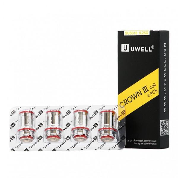 Crown 3 Coil von Uwell