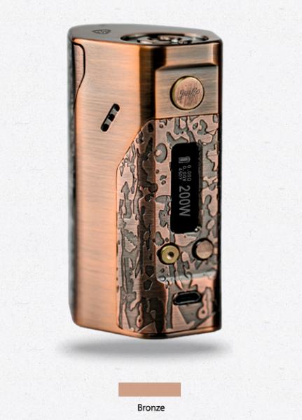Wismec Reuleaux DNA200 Bronze
