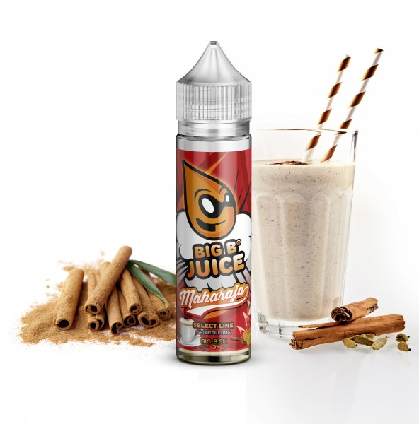 BIG B Juice Select Line Maharaja 50ml