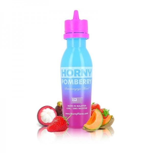 Horny Flava- Horny Pomberry 55ml