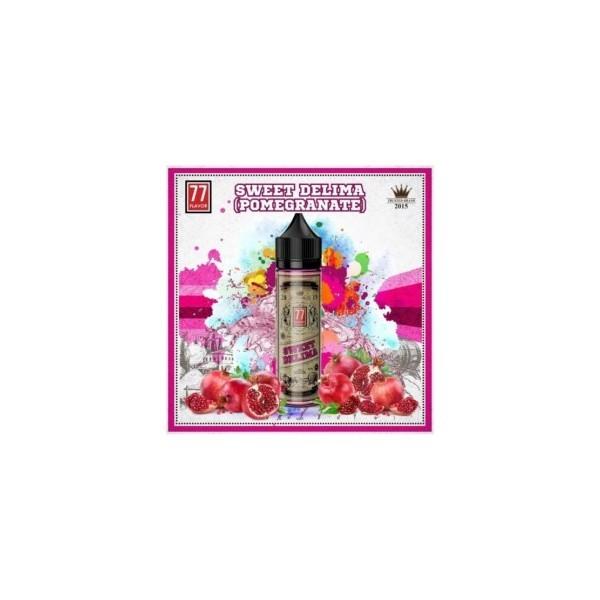 77 Flavor Sweet Delima 50ml PLUS
