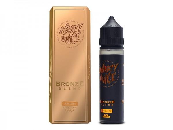 Tobacco Bronze Blend (50ml) Plus e Liquid by Nasty Juice