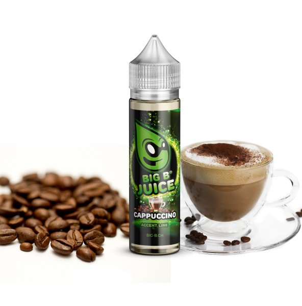 BIG B Juice Accent Line Cappucino 50ml