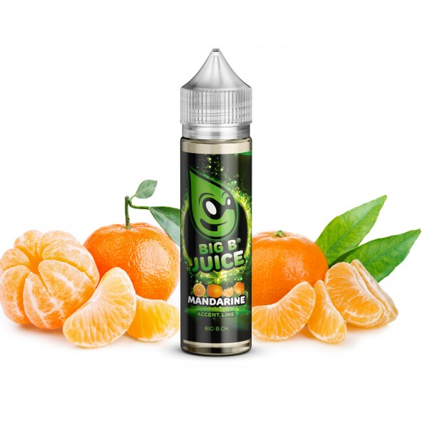 BIG B Juice Accent Line Tangerine 50ml