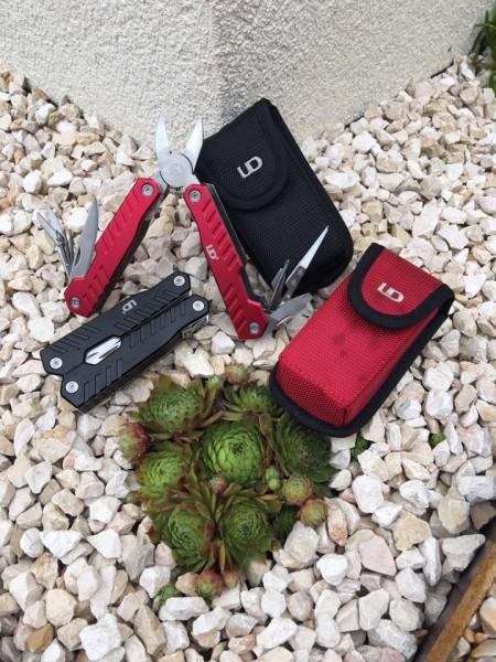 UD Cool Kit Werkzeug Set Rot
