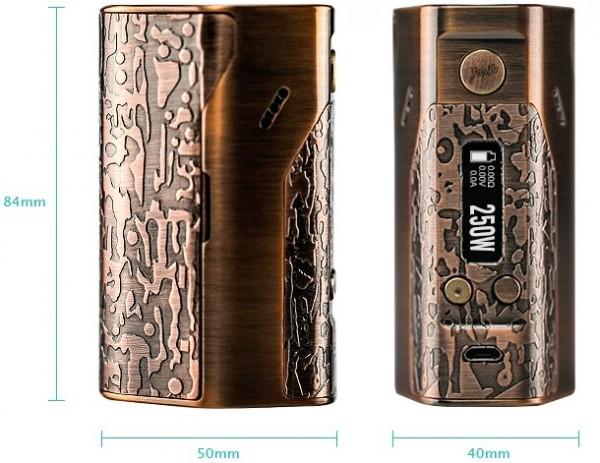Wismec - Reuleaux DNA 200 Limited Edition Bronze