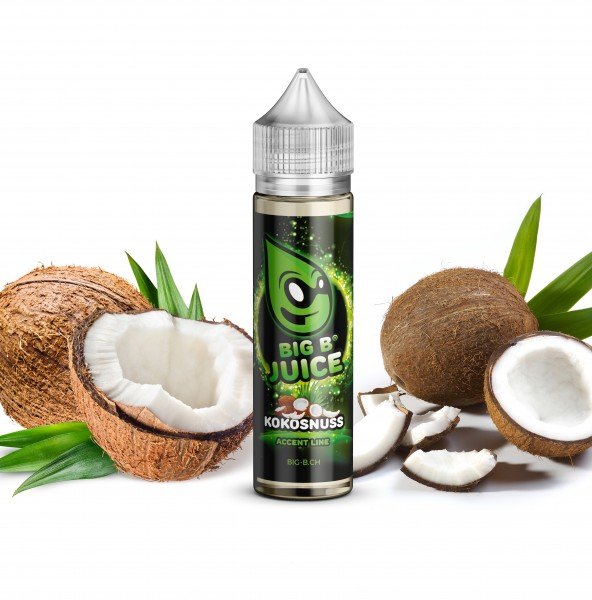 BIG B Juice Accent Line Coconut 50ml