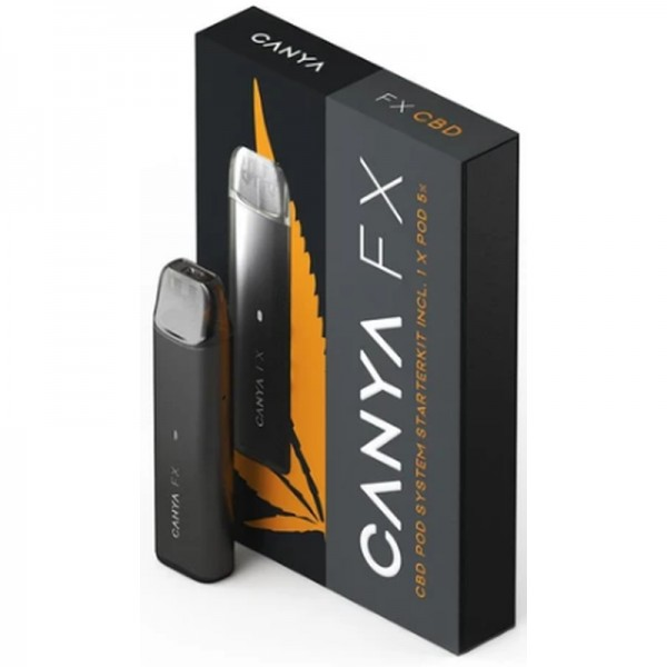 CANYA FX - CBD Starterkit inkl. 1x 5% Northern Lights Pod