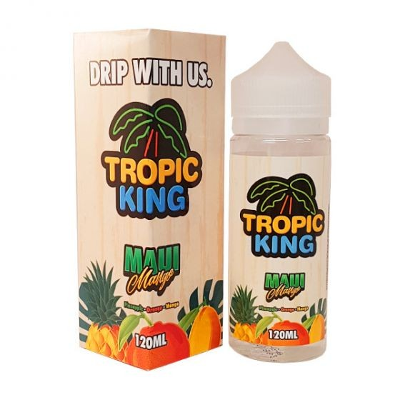 Tropic King - Maui Mango 120 ml Shortfill