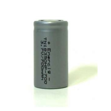 Akkuzellen 18350 Enercig - Akku TN18350HP 700mAh/ 14A