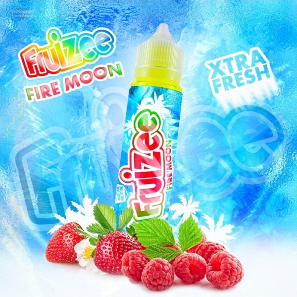 Fruizee E-Liquid - Fire Moon 50ml Shortfill