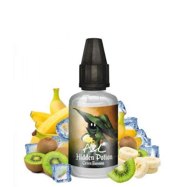 A&L - Green Banana 30ml Hidden Potion Aroma