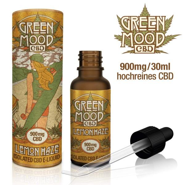 Green Mood CBD Lemon Haze 30ml