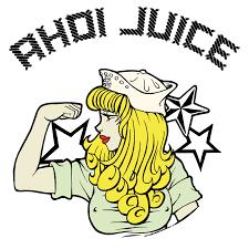 Ahoi Juice Erdbeer Bonschiii