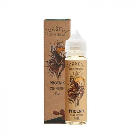 Curieux - Phoenix 50ml Shortfill