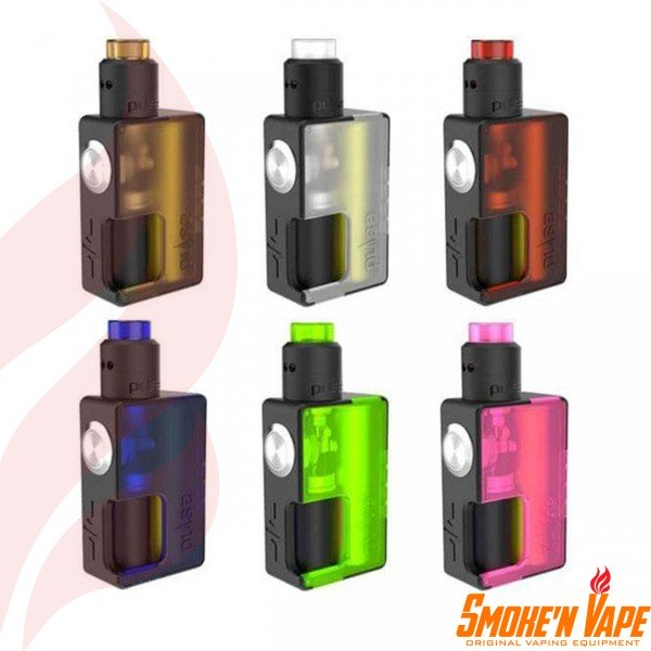 Vandy Vape - Pulse BF 8ml Kit mit Pulse 24 2ml Special Edition RDA