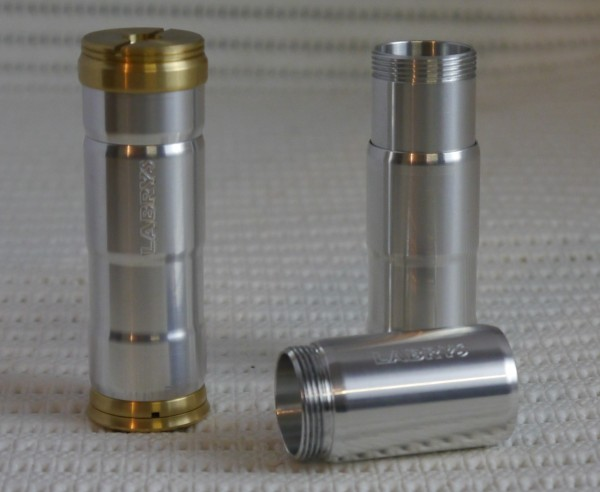 "Minoan Mods - Labrys ""Junior"" Mech Tube"