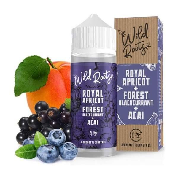 Wild Roots - Royal Apricot 50ml Shortfill