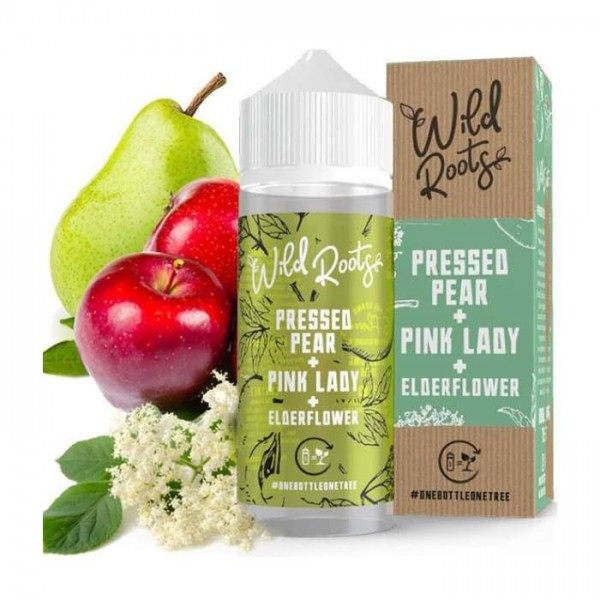 Wild Roots - Pressed Pear 50ml Shortfill