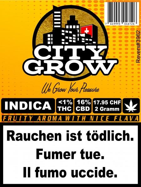 City Grow - Indica CBD