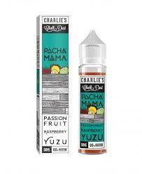 Pacha Mama - Passion Fruit, Raspberry, Yuzu 50ml Shortfill