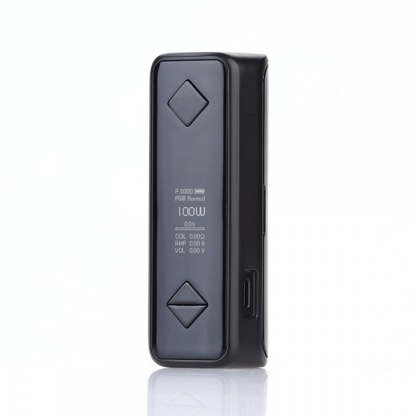 Hotcig G100 TC Box Mod