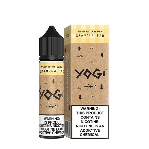 Yogi - Peanut Butter Banana Granola Bar (50ml)