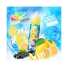 Fruizee E-Liquid - Lemon Blackcurrant 50ml Shortfill