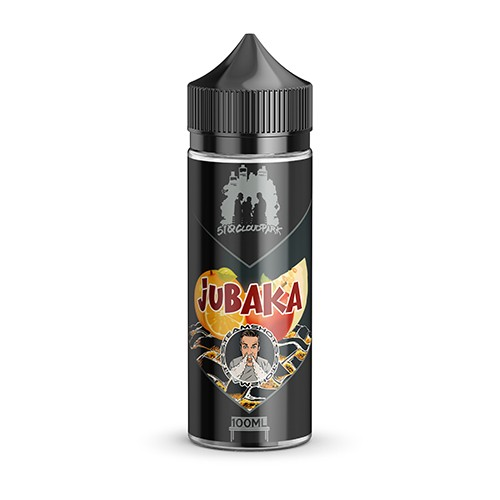 Jubaka by Steamshots - Liquid 100 ml