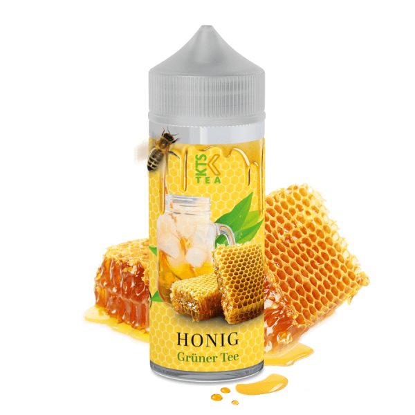 KTS Tea Serie - Honig 30ml Longfill