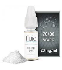 Fluid Nic Salt Shot