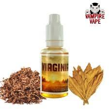 Vampire Vape Virginia Tobacco - 30ml Aroma