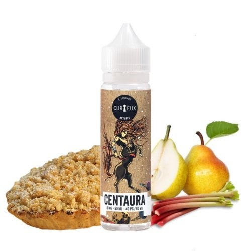 Curieux - Centaura 50ml Shortfill