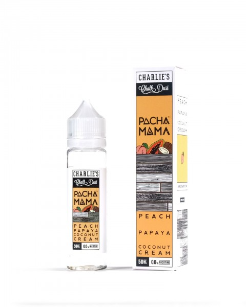 Pacha Mama Peach, Papaya, Coconut Cream 50ml PLUS