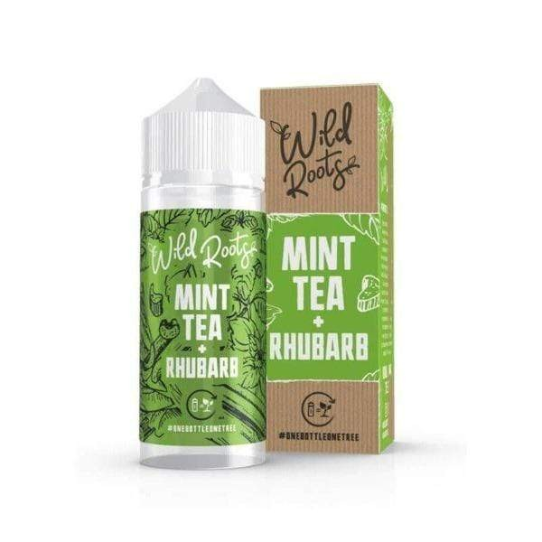 Wild Roots - Mint Tea 50ml Shortfill