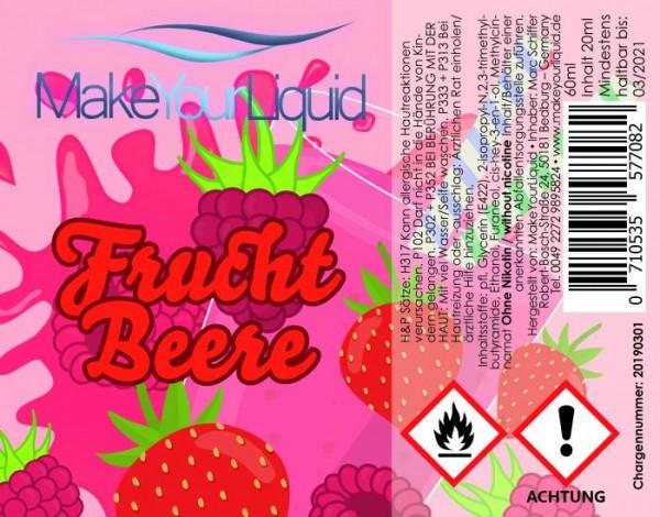 Make Your Liquid - Frucht Beere Longfill