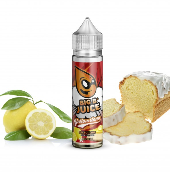 BIG B Juice Select Line Yellowstone 50ml