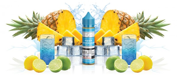 Glas Basix - Fizzy Lemonade 50ml