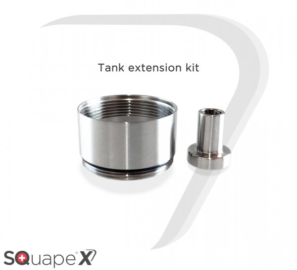 Stattqualm - Tank Extension Kit für Squape X