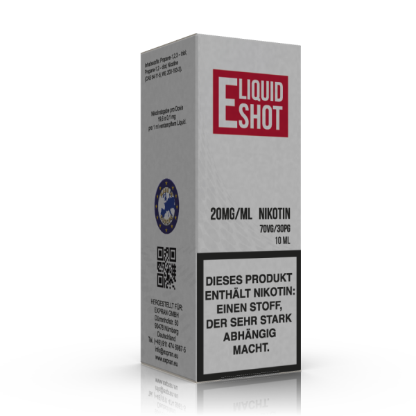 Fluid E-Liquid Nicotin Shot 70/30
