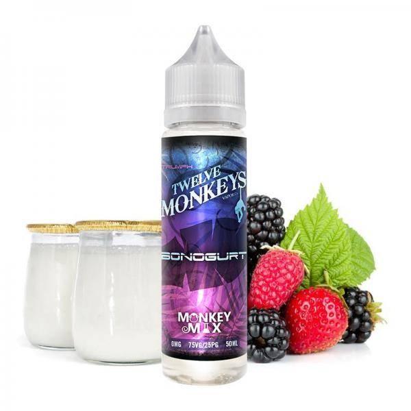 Twelve Monkeys - Bonogurt 50ml Shortfill