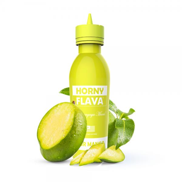 Horny Flava- Sour Mango 65ml Shortfill