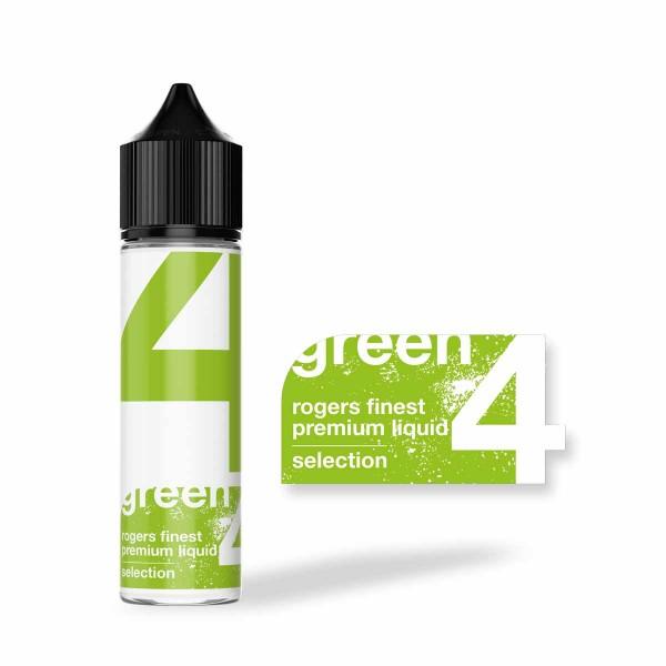 Liquidality - Rogers finest green 4 Longfill