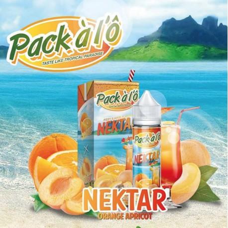 Pack à l'Ô - Nektar 50ml Shortfill