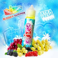 Fruizee E-Liquid - Bloody Summer 50ml Shortfill