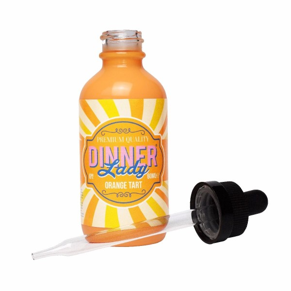 Dinner Lady - Orange Tart 60ml