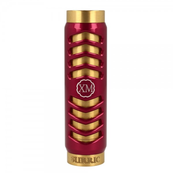 Surric Vapes - Surric XM Brass Raspberry Mech Mod