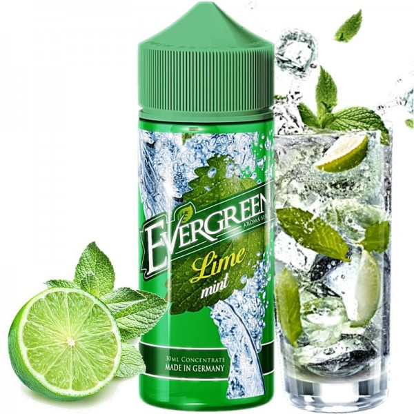 Evergreen - Lime Mint Longfill