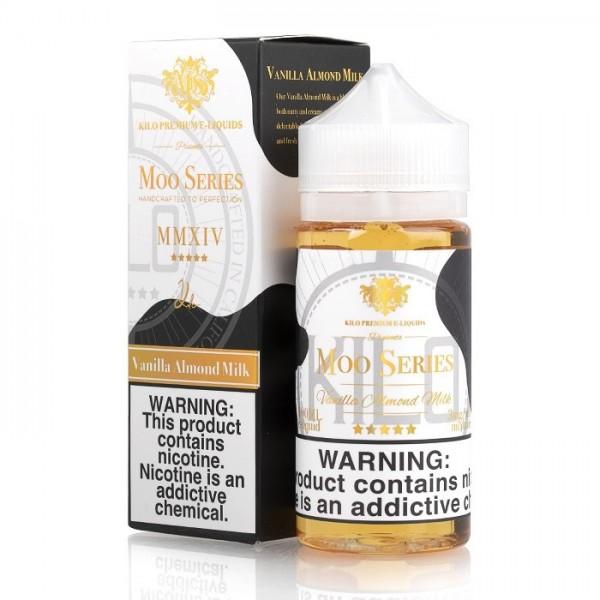 Kilo Moo Series - Vanilla & Almond Milk